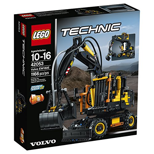 Preisvergleich Produktbild LEGO Technic 42053 Volvo EW160E Building Kit (1166 Piece) by LEGO