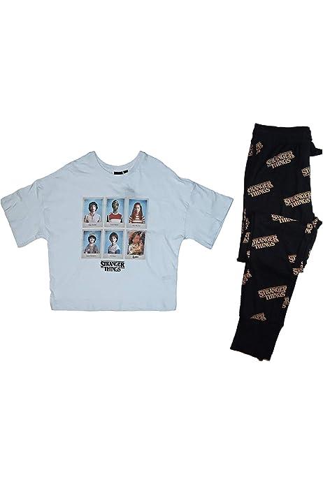 Stranger Things - Conjunto de pijama para mujer o niña, con ...