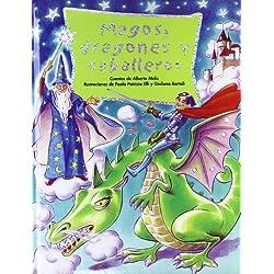 Magos, Dragones y Caballeros, Colección Cuentos Infantiles