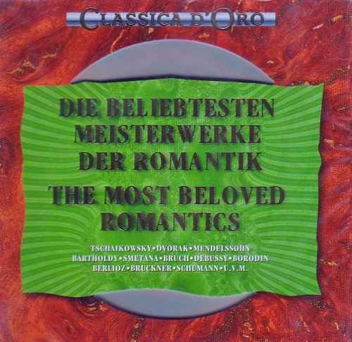 Die Beliebtesten Meisterwerke der Romantik - Classica D'Oro - 10 er CD Box