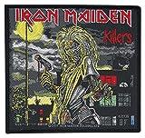 Unbekannt Iron Maiden Killers Patch Standard