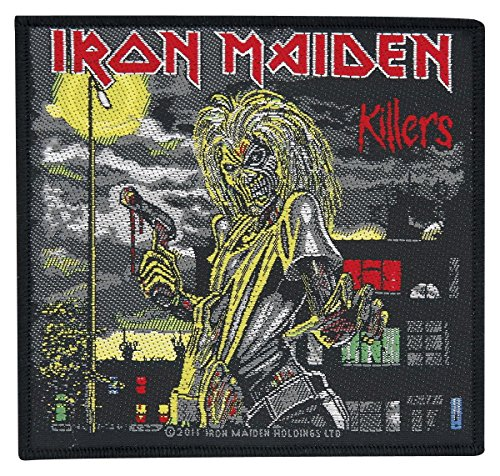 Iron Maiden Killers Patch Standard