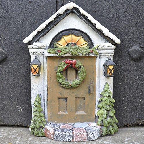 hten Pixie, Elfe, Fairy Tür-Baum Garten Home Decor-Fun Schrulliges Geschenk Figur-Anthony Fisher ()