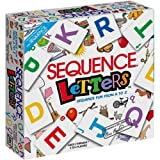 Best Teen Games - Happy GiftMart Sequence Letter Game - Sequence Game Review