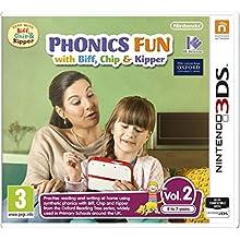 Nintendo Phonics Fun with Biff, Chip & Kipper Vol.2