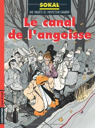 L'Inspecteur Canardo, tome 8 : Canal de l'angoisse
