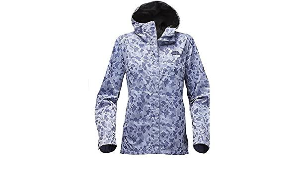3becdf8b68d90 The North Face Women's Berrien Hooded rain Jacket (Medium): Amazon.co.uk:  Clothing