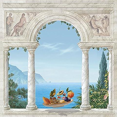 "Rainer Maria Latzke ""Capri"", Trompe l"