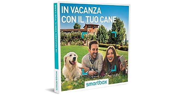 Smartbox cofanetto regalo in vacanza con il tuo cane