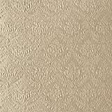 BHF 61–55445Tissu Petit papier peint damassé–Bronze