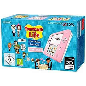 Nintendo 2DS – Konsole (Pink) + Tomodachi Life