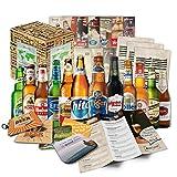 Weihnachtsgeschenk für Männer Biere der Welt  Weihnachten in aller Welt