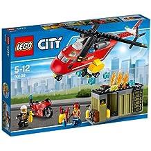 lego 60108 city jeu de construction lunit de secours des - Jeux De Maison A Construire Et A Decorer