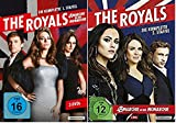 The Royals - Staffel 1+2 [DVD Set]