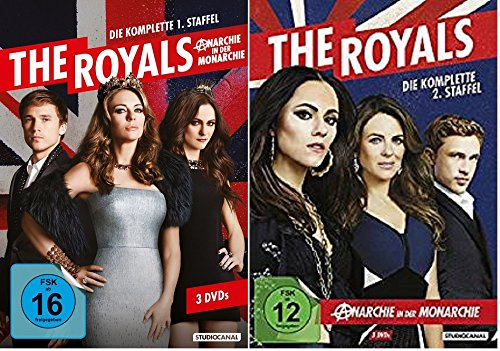 The Royals - Staffel 2 [dt./OV] Amazon Prime Video