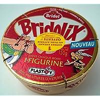 Astérix - Bridel/Bridelix - 1999 - Astérix et ses amis ! - figurine Abraracourcix - 3,5 cm