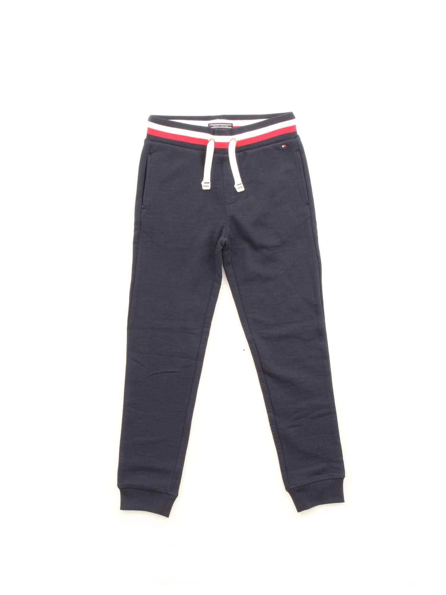 Tommy Hilfiger Ame Tommy Sweatpant Pantalones deportivos para Niños