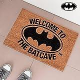 Fußmatte Eingangsmatten Logo Batman