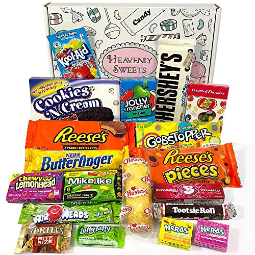 American Candy Box Hamper | Amer...