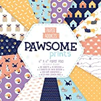 Papel – Paper addicts pawsome Prints 6 x 6