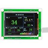 Rilevatore della qualità dell'aria, PM2.5 Monitoraggio della qualità dell'aria Misuratore multifunzionale Test PM1.0, PM10.0,