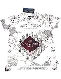 7c2b16db Primark Kids Young Girls Harry Potter Hogwarts Marauders Map T-Shirt 7 to  13 Years