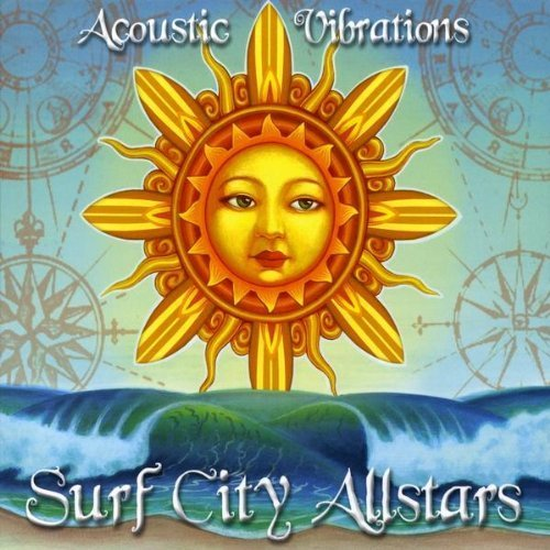 Acoustic Vibrations by Surf City Allstars (2009-09-12) (Surf City All Stars)