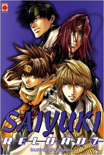 saiyuki-reload-vol7