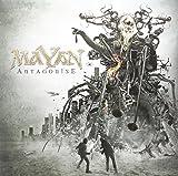 Mayan: Antagonise [Silver Vinyl] [Vinyl LP] (Vinyl)