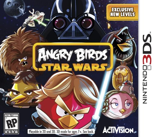 Angry Birds Star Wars Nintendo 3DS - Star 3ds-spiele Wars