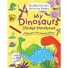 My Dinosaurs Sticker Storybook (Chameleons)