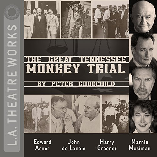 The Great Tennessee Monkey Trial  Audiolibri