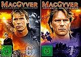 MacGyver Staffel 6+7 (10 DVDs)