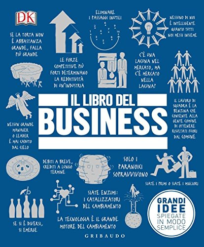 Zoom IMG-2 il libro del business grandi
