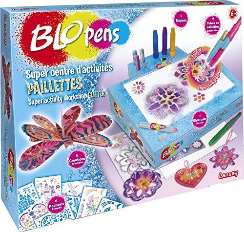 Lansay - 23539 - Blopens Super Centre D'activités Paillettes