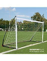 QUICKPLAY Kickster Elite Fußballtore  Super Transportierbar