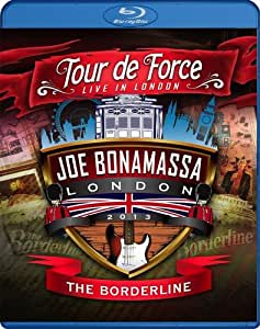 Tour De Force - Borderline [Blu-ray] [2013]
