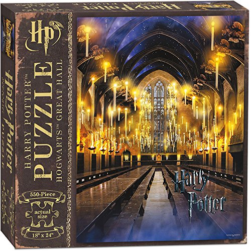 Harry Potter Great Hall 550 piezas Puzzle