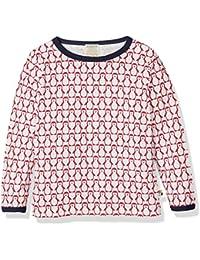 loud + proud Unisex Baby Sweatshirts Shirt mit Wolle