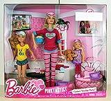 Barbie - Pinktastic - Sisters Slumber Party - Barbie, Stacie und Chelsea
