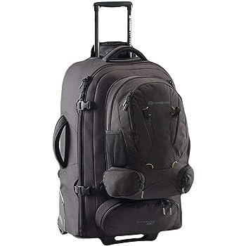 Caribee Men WomenCasual Daypack black 80 litres