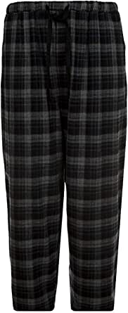 Espionage Mens Big Size Brushed Cotton Lounger Trousers (117)
