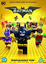 The LEGO Batman Movie [DVD + Digital Download] [2017]