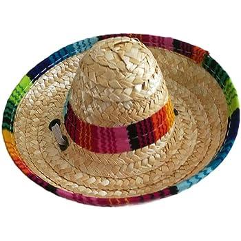 UKCOCO Cappello da Sole per Cane Cappello di Paglia Chic Cane Sombrero  Gatto Costume Cappello 40a7bd97aecc