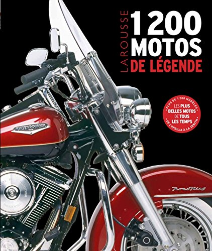 1200 motos de légende par Collectif