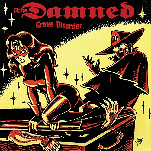 The Damned: Grave Disorder [Vinyl LP] (Vinyl)