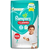 Pampers New Diaper Pants, XXXL, 7 Count
