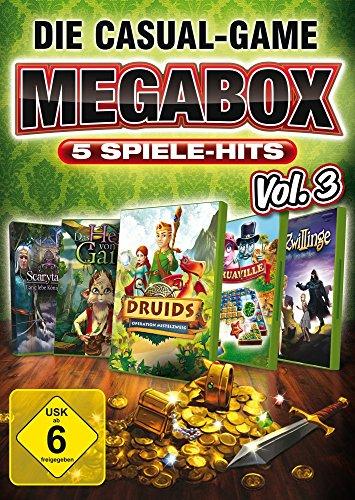 Die Casual-Game MegaBox vol. 3 (PC)