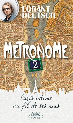 Métronome 2 par Lorant Deutsch