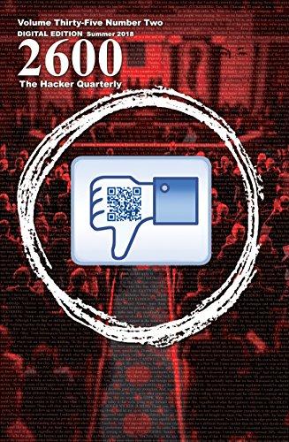 2600 Magazine: The Hacker Quarterly - Mac/PC - Summer 2018 (English Edition)